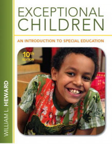 Exceptional Children av William L. Heward (Innbundet)