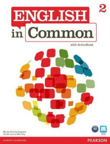 English in Common 2 with ActiveBook av Maria Victoria Saumell og Sarah Louisa Birchley (Heftet)