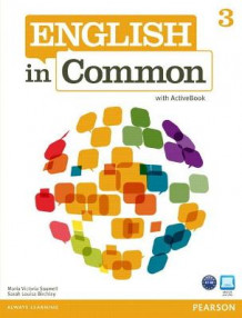 English in Common 3 with ActiveBook av Maria Victoria Saumell og Sarah Louisa Birchley (Heftet)