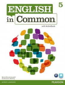 English in Common 5 with ActiveBook av Maria Victoria Saumell og Sarah Louisa Birchley (Heftet)