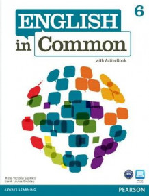 English in Common 6 with ActiveBook av Maria Victoria Saumell og Sarah Louisa Birchley (Heftet)
