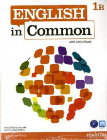 English in Common 1B Split: Student Book and Workbook with MyEnglishLab for English in Common av Maria Victoria Saumell og Sarah Louisa Birchley (Blandet mediaprodukt)
