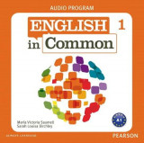 Omslag - English in Common 1 Class Audio CDs