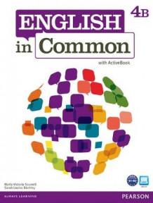 English in Common 4B Split: Student Book with ActiveBook and Workbook av Maria Victoria Saumell og Sarah Louisa Birchley (Blandet mediaprodukt)