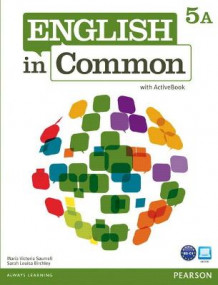 English in Common 5A Split: Student Book with ActiveBook and Workbook av Maria Victoria Saumell og Sarah Louisa Birchley (Blandet mediaprodukt)
