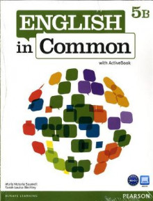 English in Common 5B Split: Student Book with ActiveBook and Workbook and MyEnglishLab av Maria Victoria Saumell og Sarah Louisa Birchley (Blandet mediaprodukt)