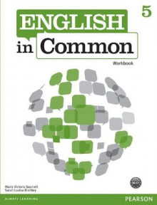 English in Common 5 Workbook: 2 av Maria Victoria Saumell og Sarah Louisa Birchley (Heftet)