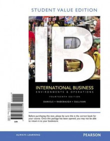 International Business av Professor John Daniels, Lee Radebaugh og Daniel Sullivan (Perm)