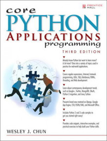 Core Python Applications Programming av Wesley J. Chun (Heftet)