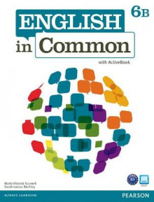 English in Common 6B Split: Student Book with ActiveBook and Workbook av Maria Victoria Saumell og Sarah Louisa Birchley (Heftet)