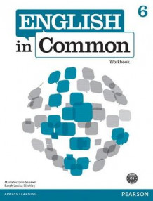 English in Common 6 Workbook: 6 av Maria Victoria Saumell og Sarah Louisa Birchley (Heftet)