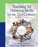 Omslag - Teaching 21 Thinking Skills for the 21st Century