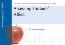 Assessing Student Affect, Mastering Assessment av W. James Popham (Heftet)