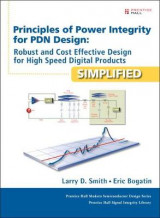 Omslag - Principles of Power Integrity for PDN Design - Simplified