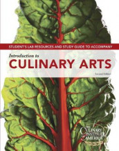 Student Lab Resources & Study Guide for Introduction to Culinary Arts av Jerry Gleason og The Culinary Institute of America (CIA) (Heftet)