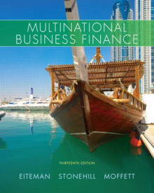 Multinational Business Finance av David K. Eiteman, Arthur I. Stonehill og Michael H. Moffett (Innbundet)