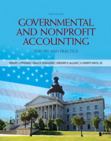 Governmental and Nonprofit Accounting av Robert J. Freeman, Craig D. Shoulders, Gregory S. Allison, Terry K. Patton og G. Robert Smith (Innbundet)