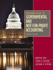 Introduction to Governmental and Not-for-Profit Accounting av Martin Ives, Terry K. Patton, Suesan R. Patton, Larry A. Johnson, Joseph R. Razek og Gordon A. Hosch (Innbundet)