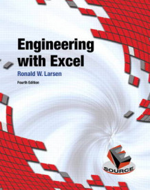 Engineering with Excel av Ronald W. Larsen (Heftet)
