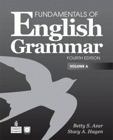 Fundamentals of English Grammar Student Book (Without Answer Key) and Workbook: Vol. A av Betty Schrampfer Azar og Stacy A. Hagen (Blandet mediaprodukt)