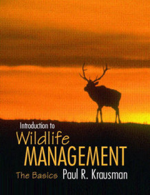 Introduction to Wildlife Management av Paul R. Krausman (Innbundet)
