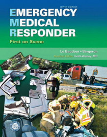 Emergency Medical Responder av Chris Le Baudour, J. David Bergeron, Gloria Bizjak og Keith Wesley (Blandet mediaprodukt)