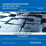 Omslag - Longman Preparation Series for the TOEIC Test: Listening and Reading More Practice