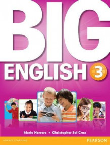 Big English 3 Student Book av Mario Herrera og Christopher Sol Cruz (Blandet mediaprodukt)