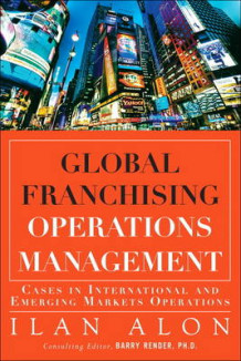Global Franchising Operations Management av Ilon Alon (Innbundet)