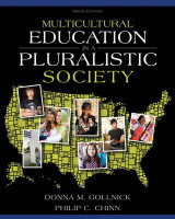 Omslag - Multicultural Education in a Pluralistic Society Plus MyEducationLab with Pearson EText