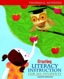 Creating Literacy Instruction for All Students Plus MyEducationLab with Pearson EText -- Access Card Package av Thomas G. Gunning (Blandet mediaprodukt)