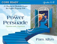Core Ready Lesson Sets for Grades 6-8 av Pam Allyn (Heftet)