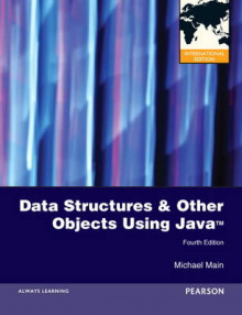 Data Structures and Other Objects Using Java av Michael Main (Heftet)