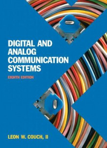 Digital & Analog Communication Systems av Leon W. Couch (Innbundet)