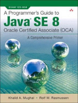 Omslag - A Programmer's Guide to Java SE 8 Oracle Certified Associate (OCA)