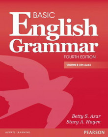 Basic English Grammar B with Audio CD av Betty S. Azar og Stacy A. Hagen (Blandet mediaprodukt)