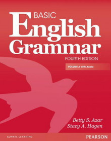 Basic English Grammar A with Audio CD av Betty S. Azar og Stacy A. Hagen (Blandet mediaprodukt)