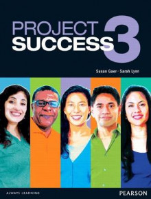 Project Success 3 Student Book with Etext av Susan Gaer, Sarah Lynn og Pearson (Blandet mediaprodukt)