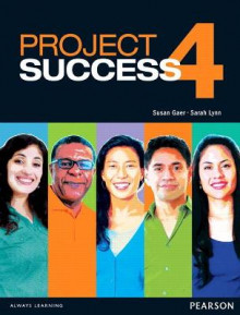 Project Success 4 Student Book with eText av Susan Gaer, Sarah Lynn og Pearson (Blandet mediaprodukt)