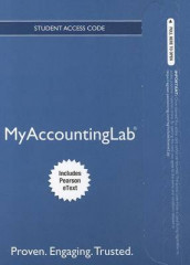 NEW MyAccountingLab with Pearson EText -- Access Card -- for Essentials of Accounting av Robert N. Anthony og Leslie K. Breitner (Blandet mediaprodukt)
