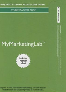 MyLab Marketing with Pearson eText -- Access Card -- for Marketing av Michael Solomon, Greg Marshall og Elnora Stuart (Blandet mediaprodukt)