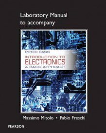 Lab Manual for Introduction to Electronics av Peter Basis, Massimo Mitolo og Fabio Freschi (Heftet)