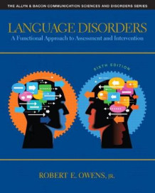 Language Disorders av Owens (Heftet)