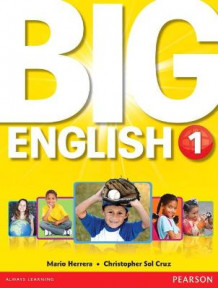Big English 1 av Mario Herrera og Christopher Sol Cruz (Blandet mediaprodukt)
