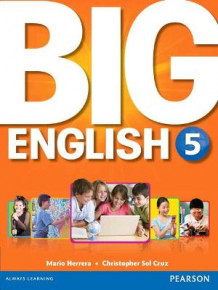 Big English 5 Student Book av Mario Herrera og Christopher Sol Cruz (Blandet mediaprodukt)