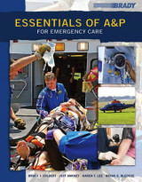 Omslag - Essentials of A&P for Emergency Care and Resource Central -- Access Card Package