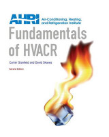 Omslag - Fundamentals of HVACR Plus NEW MyHVACLab with Pearson EText