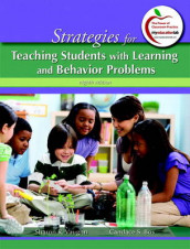 Strategies for Teaching Students with Learning and Behavior Problems Plus MyEducationLab with Pearson EText av Candace S. Bos og Sharon R. Vaughn (Blandet mediaprodukt)