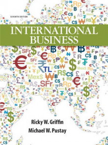 International Business Plus New MyManagementLab with Pearson Etext -- Access Card Package av Ricky W. Griffin og Mike Pustay (Blandet mediaprodukt)