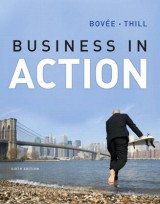 Omslag - Business in Action Plus New MyBizLab with Pearson Etext -- Access Card Package